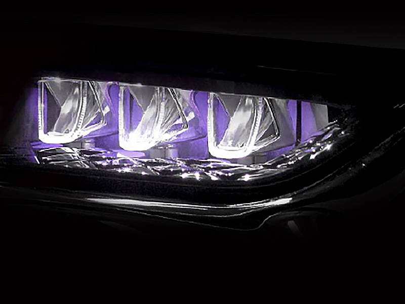 Intelligent headl& system for DS7 & News of Automotive Lighting azcodes.com