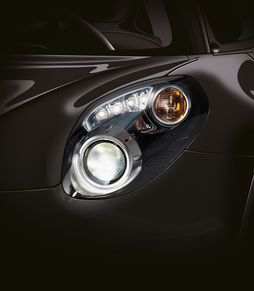 References Of Automotive Lighting