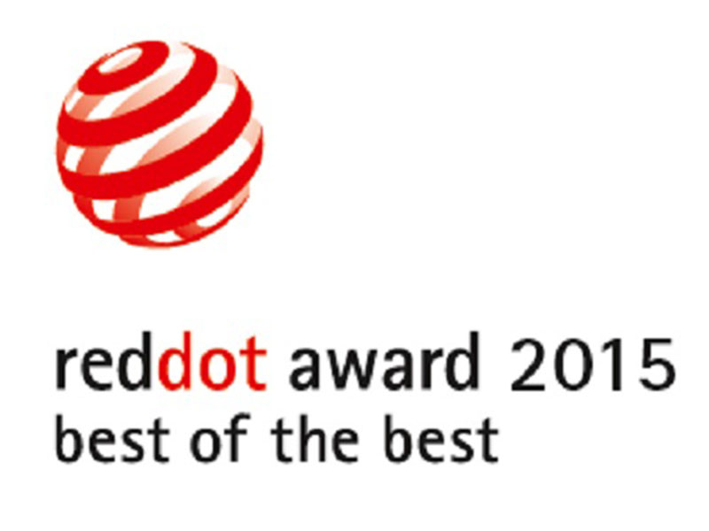 red dot design award 2015 best of the best. Black Bedroom Furniture Sets. Home Design Ideas