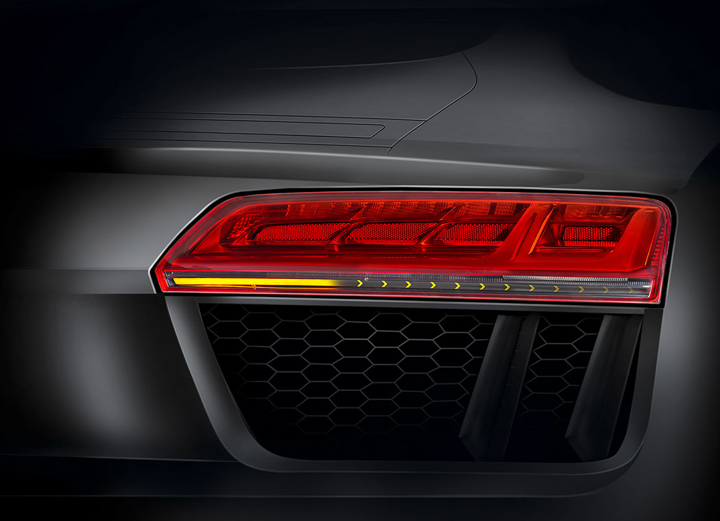 Progressive Turn Signal by Automotive Lighting