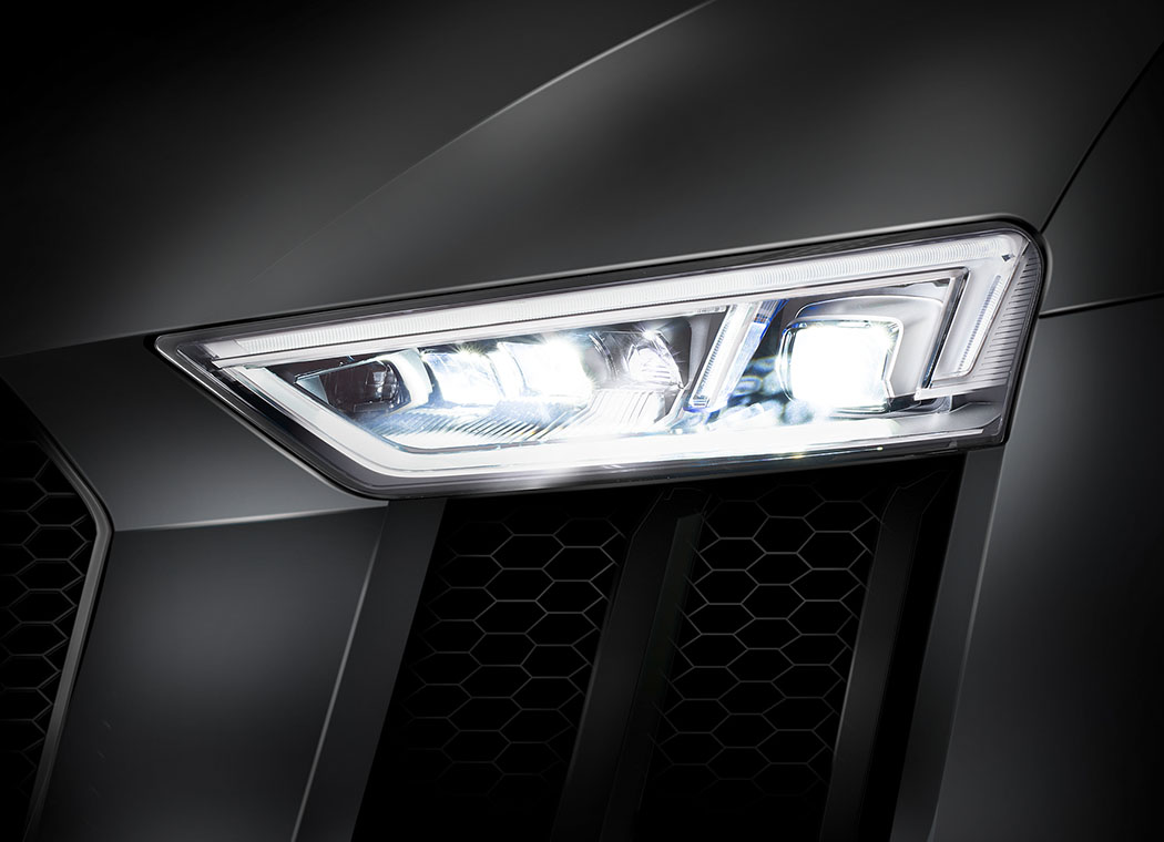 Laser High Beam by Automotive Lighting